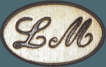 FALEGNAMERIA L.M. CREAZIONI - LOGO