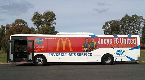 Inverell Coaches