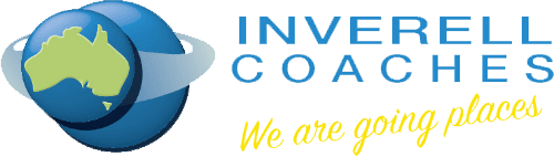 Inverell coaches  logo