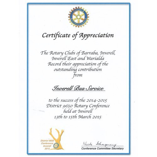 Rotary 2014-2015