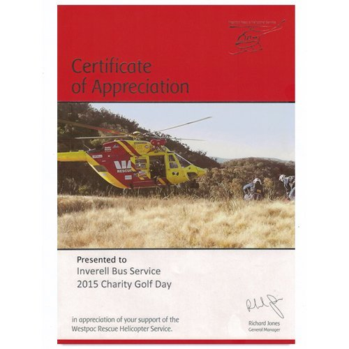 Westpac Rescue Helicopter 2015
