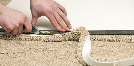 carpet laying