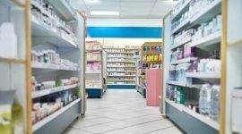 Scaffali farmaci