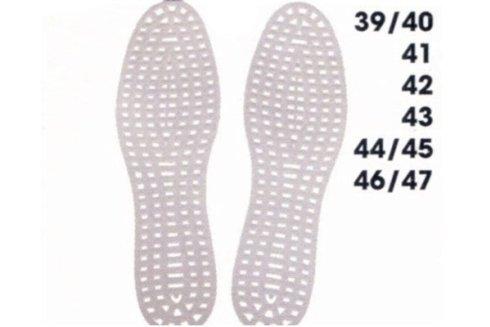 vendita plantari per scarpe antinfortunistiche