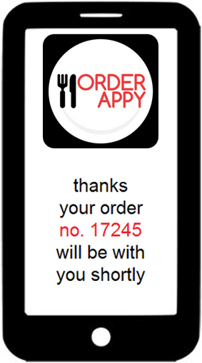 orderappy mobile ordering
