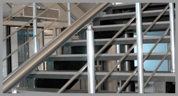 realizzazione di scale per edilizia