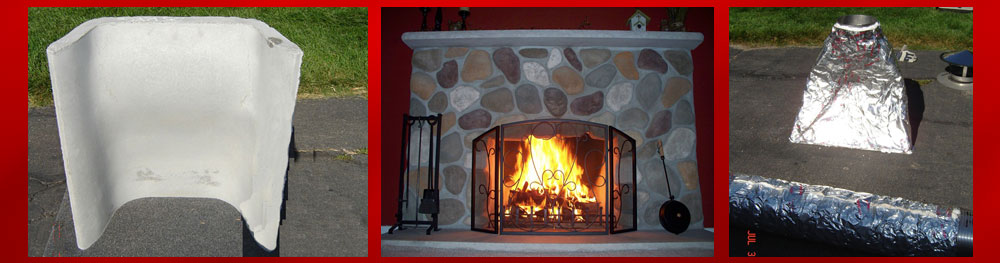fireplace installation, bellfire fireplace, appleton
