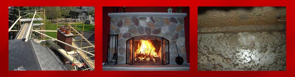 chimney sweeping appleton, chimney repair appleton