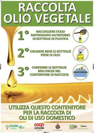 Servizio di Raccolta Olio Esausto - Calussi srl, Grosseto (GR)