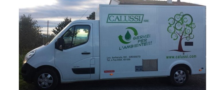 Calussi srl, Gestione Rifiuti Speciali a Grosseto (GR)