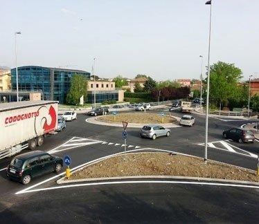 realizzazione indicazioni segnaletiche Santo Stefano Magra (SP)