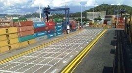 realizzazione segnaletica stradale area portuale