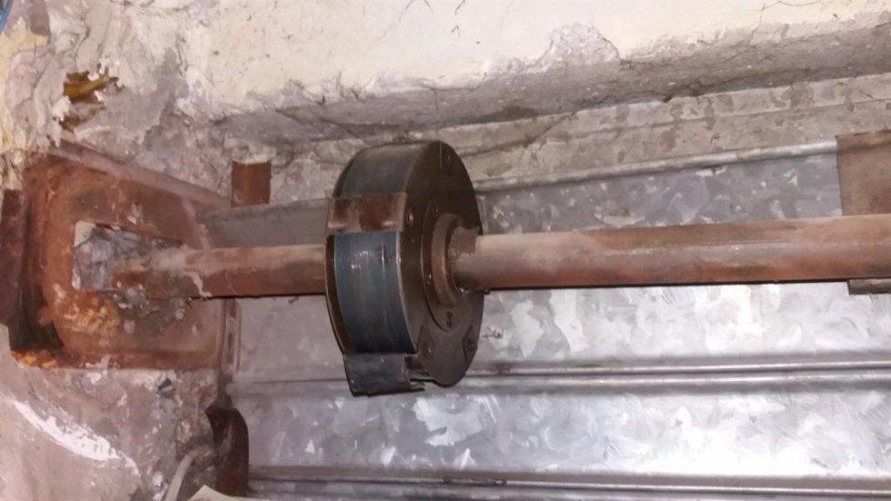 riparazione serrande