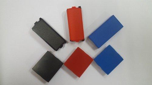 set di cartucce colore per stampanti digitali