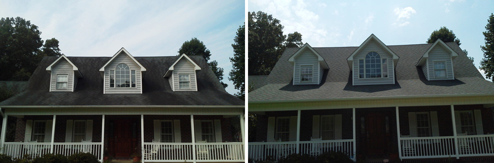 Roof Cleaning Winston-Salem, NC