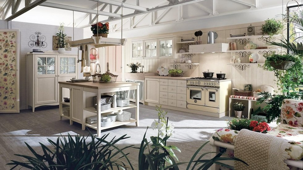 Cucina classica Callesella