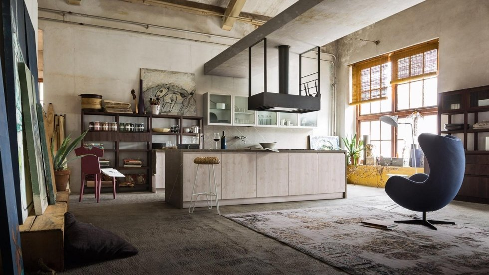 Cucina moderna Callesella