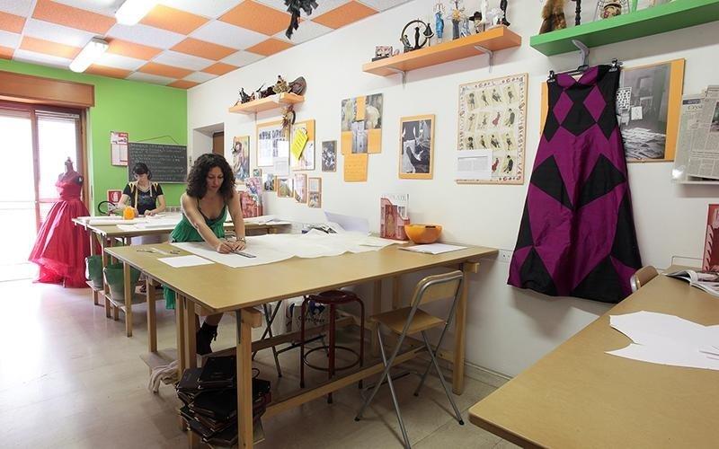 scuola di moda torino istituto mara scalon