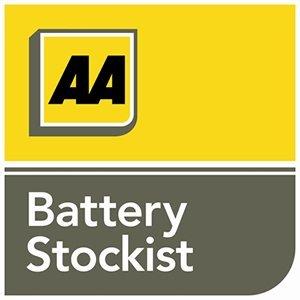 aa battery stockist logo