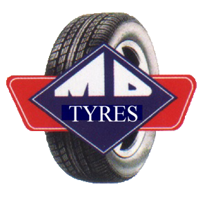 md tyres logo