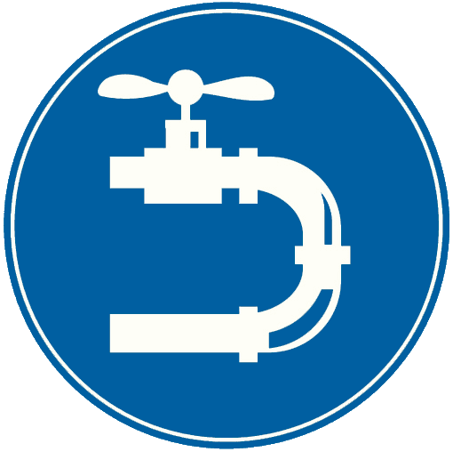 blocked drains icon