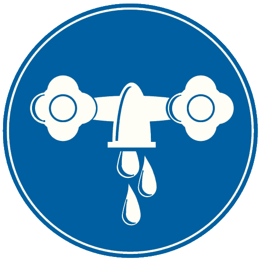 tap and toilet repairs icon