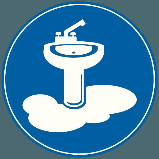 24/7 plumbing icon