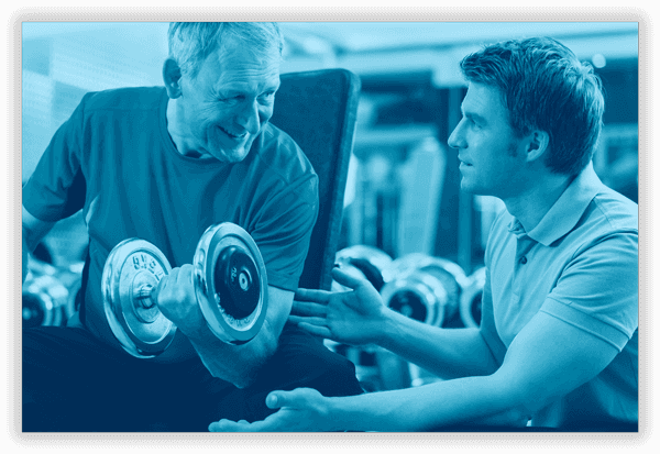Personal Training header image