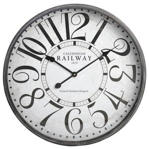 orologio stile shabby
