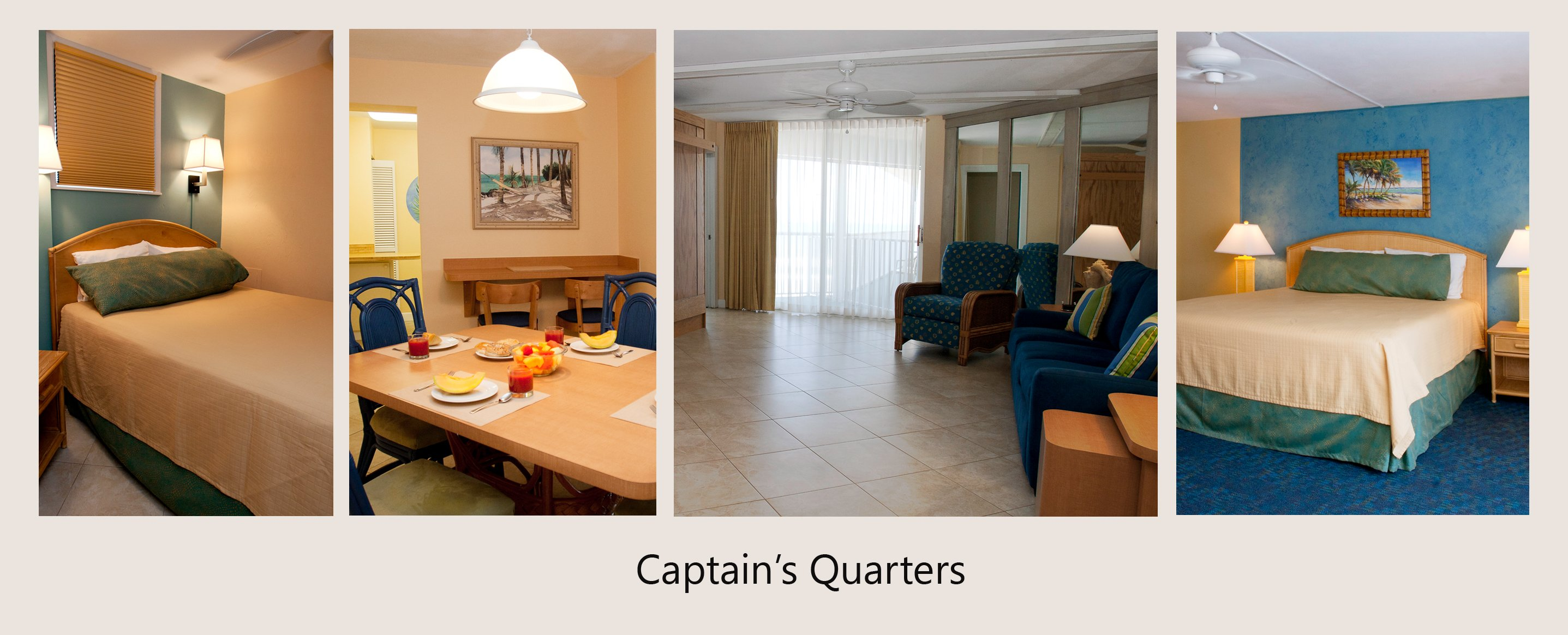 Captain's Quarters Multiview