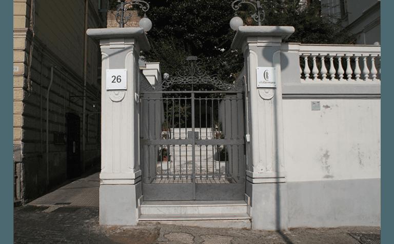 cancello d