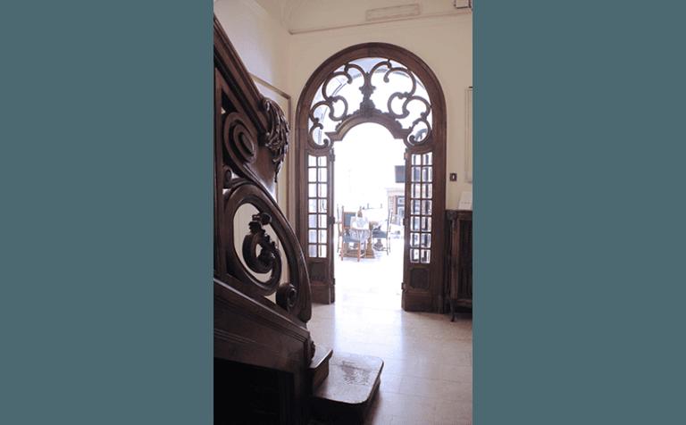 ingresso Villa Germana