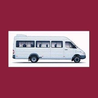 autobus da 8 posti