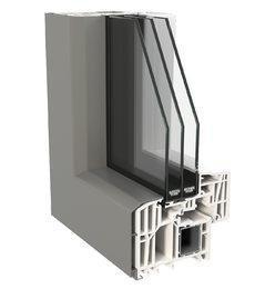 finestra in pvc alluminio genova