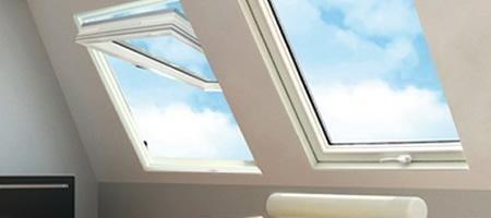 finestre per mansarda in pvc