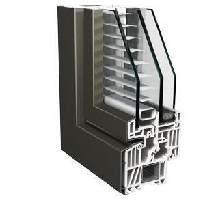 Infissi finestra in PVC isolante genova