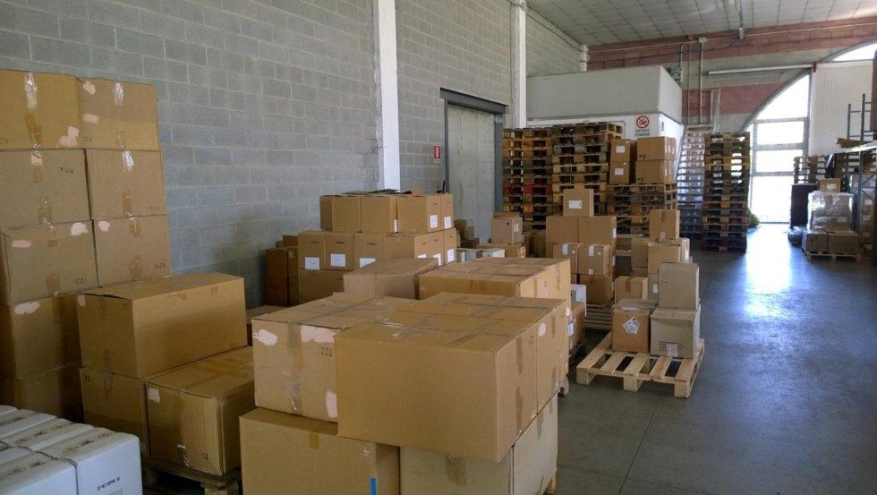 Mondal -  Magazzino e prodotti per l