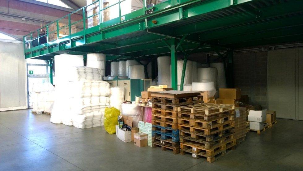 Prodotti e soluzione per imballaggio