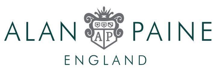 logo marchio Alan Paine