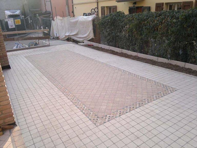 rifacimento pavimentazione esterna