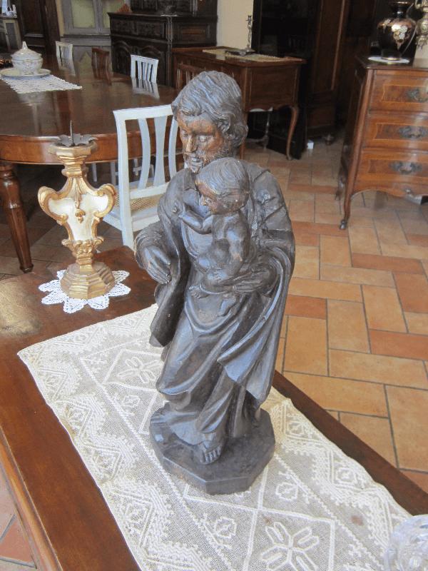statua restaurata