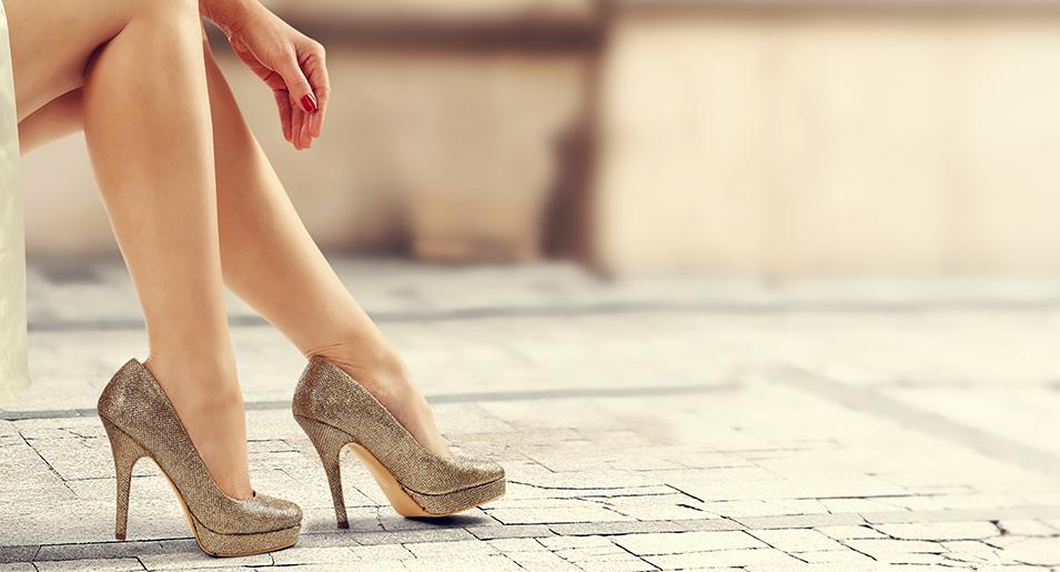High quality women footwear