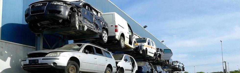 demolizione auto trapani