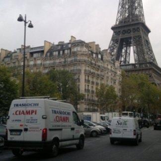 Traslochi Ciampi a Parigi, traslochi la spezia