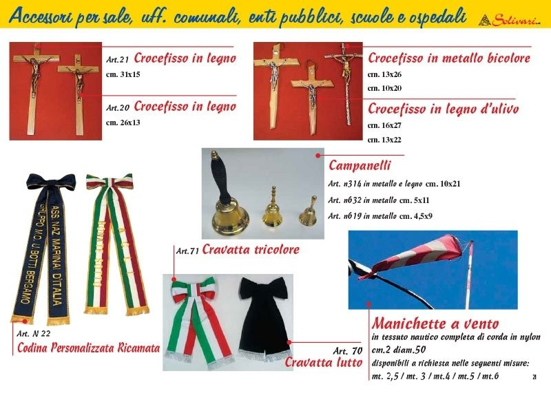 accessori sale comunali