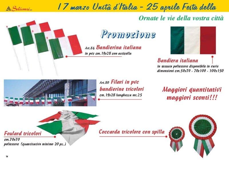 promozione bandiere