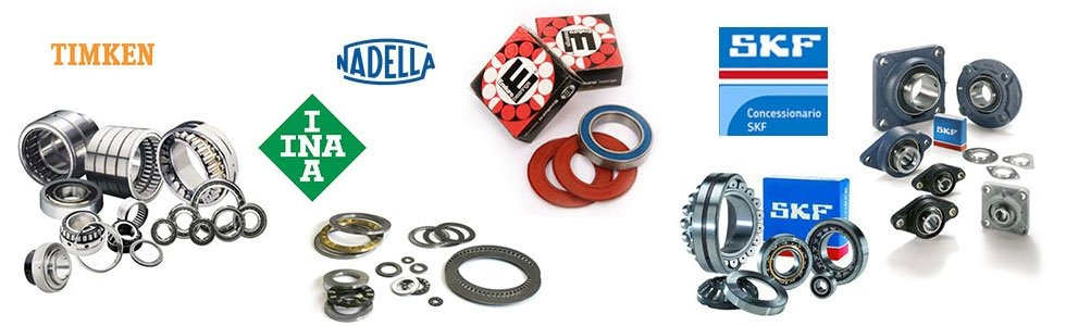 Melucci Bearings and Supports