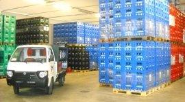 Mineral Service, Torino, Trasporto bottiglie