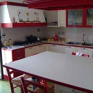 camere con cucina