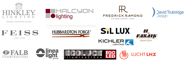 Our lighting brands in Southland